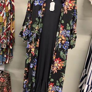 Hawaiian Floral shift/dress
